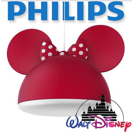 Corp suspendat Philips Disney, Minnie Mouse, E27