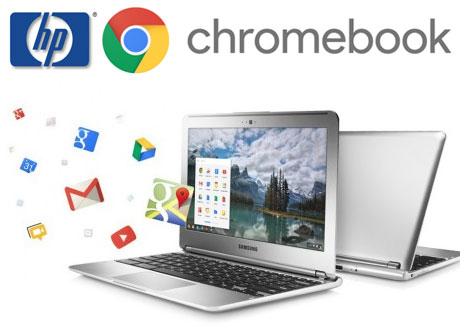 HP Chromebook in oferta Orange la 99 EUR