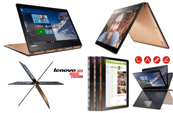 LAPTOP LENOVO YOGA 900