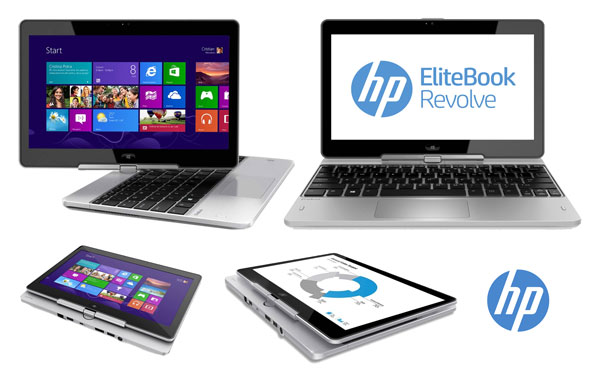 LAPTOP HP ELITEBOOK REVOLVE 810