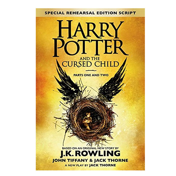 Harry Potter and the Cursed Child - Parts I & II (Harry Potter, nr. 8) carte in limba engleza