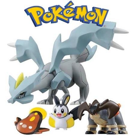 Set 4 Jucarii Figurine Pokemon