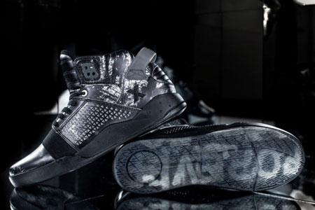 Supra Sneakers Reflections
