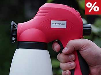 Pistolul Electric De Vopsit Paint Plus La Cel Mai Mic Pret CasaZEN - Paint plus
