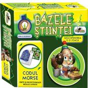 Bazele Stiintei - Invata Codul Morse - Jucarie educativa Noriel