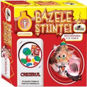 Bazele stiintei - jucarii educative de la Noriel - invata despre creier