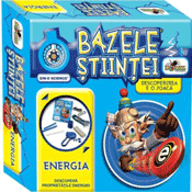 Bazele stiintei - Jucarie educativa - Energia