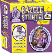 Bazele Stiintei - Jucarii educative - Formarea cristalelor