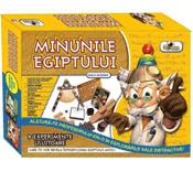 Bazele Stiintei - Jucarie educativa - Minunile Egiptului