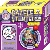 Bazele Stiintei - Moleculele Jucarie Educativa