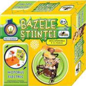 Bazele Stiintei - Jucarie Educativa Noriel - Motorul Electric