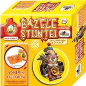Bazele Stiintei - Soneria Electrica - Jucarie educativa de la Noriel