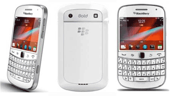 BlackBerry Bold 9900 Smartphone culoare alb