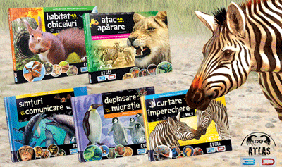 Lumea Animalelor pentru copii
