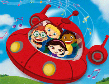 Figurine Little Einsteins