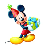 Figurine-Mickey-Mouse-Clubhouse-Mickey-la-petrecere