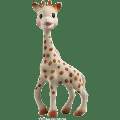 Girafa Sophie de la Vulli. Plusuri pentru bebelusi