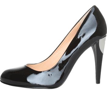 Pantofi Guess interior din piele