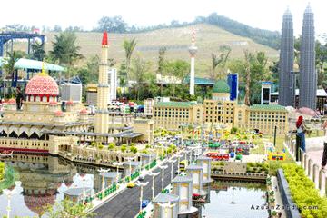 Legoland parcuri tematice de distractii