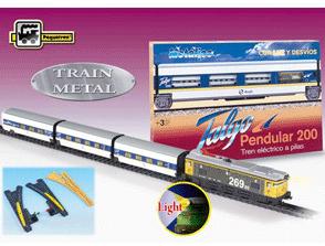 Trenulet Electric Talgo