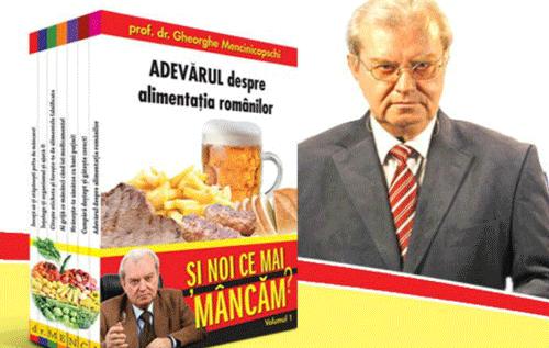 Carte: 7 Volume Dr. Mencinicopschi