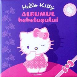 Album bebelus Hello Kitty
