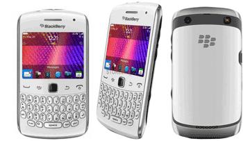 Smartphone Blackberry 9360 este un 9900 fara touch screen