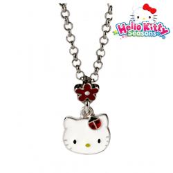 Ceas lantisor Hello Kitty - o Bijuterie