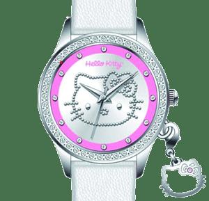 Ceasuri de dama si fetite Hello Kitty