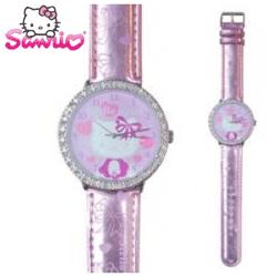 Ceas Hello Kitty pentru fetite - cel mai ieftin ceas original Hello Kitty