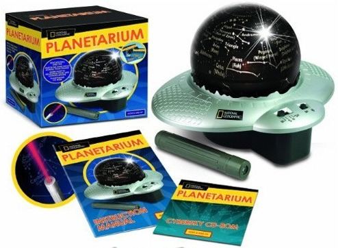 Star Planetarium - National Geographic