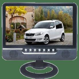 Monitor auto LCD (PNI NS911)