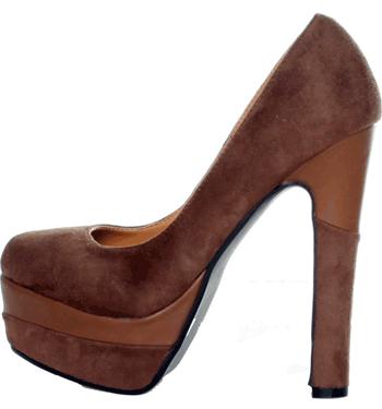 Pantofi cu toc Ana Lublin