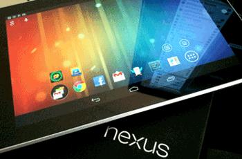 Tableta Google Nexus 7 de la Google Jocuri Filme si Browsing