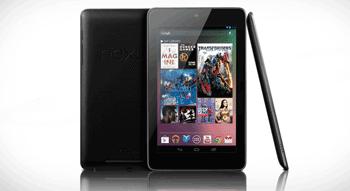 Tableta Google Nexus 7 cu Android de la Google