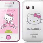 Samsung S5360 Galaxy Y Hello Kitty