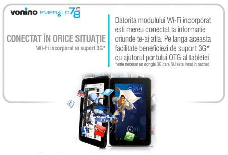 Conexiune wireless Vonino Emerald 78E