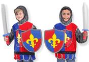 Costum pentru gradinita: Cavaler