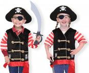 Costume pentru petreceri copii Costum de Pirat