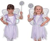 Costume pentru petreceri copii Costum de Zana