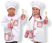 Costume pentru petreceri copii Costum de Bucatar