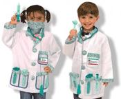 Costume pentru petreceri copii Costum de Doctor - Medic