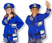 Costume pentru petreceri copii Costum de Politist