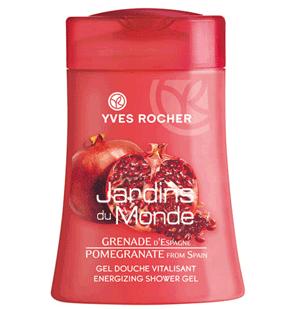 Gel de dus fara parabeni Yves Rocher