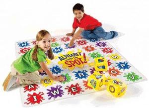 Alfabetul interactiv - joc pentru invatarea alfabetului