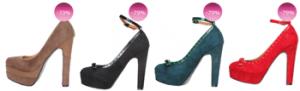 Pantofi eleganti din piele Ana Lublin la reduceri