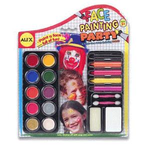 Face painting – set vopseluri