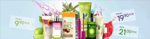 Promotii si gratuitati de la Yves Rocher Romania - cosmetice si produse de infrumusetare