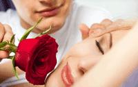 Flori de Sfantul Valentin