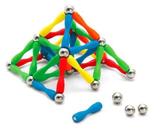 Joc magnetic de logica pentru copii